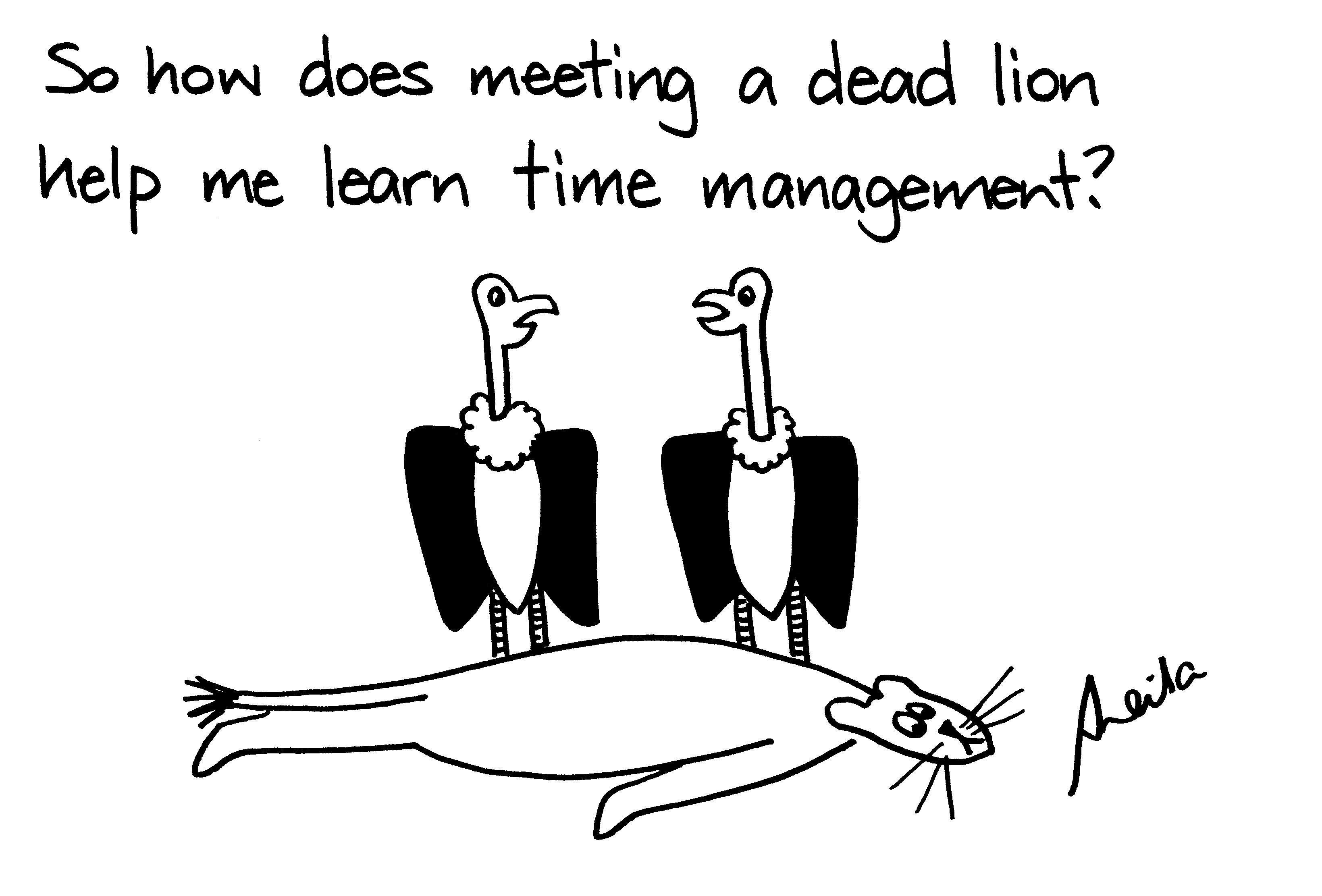 deadlines pet hates or pet peeves cartoons