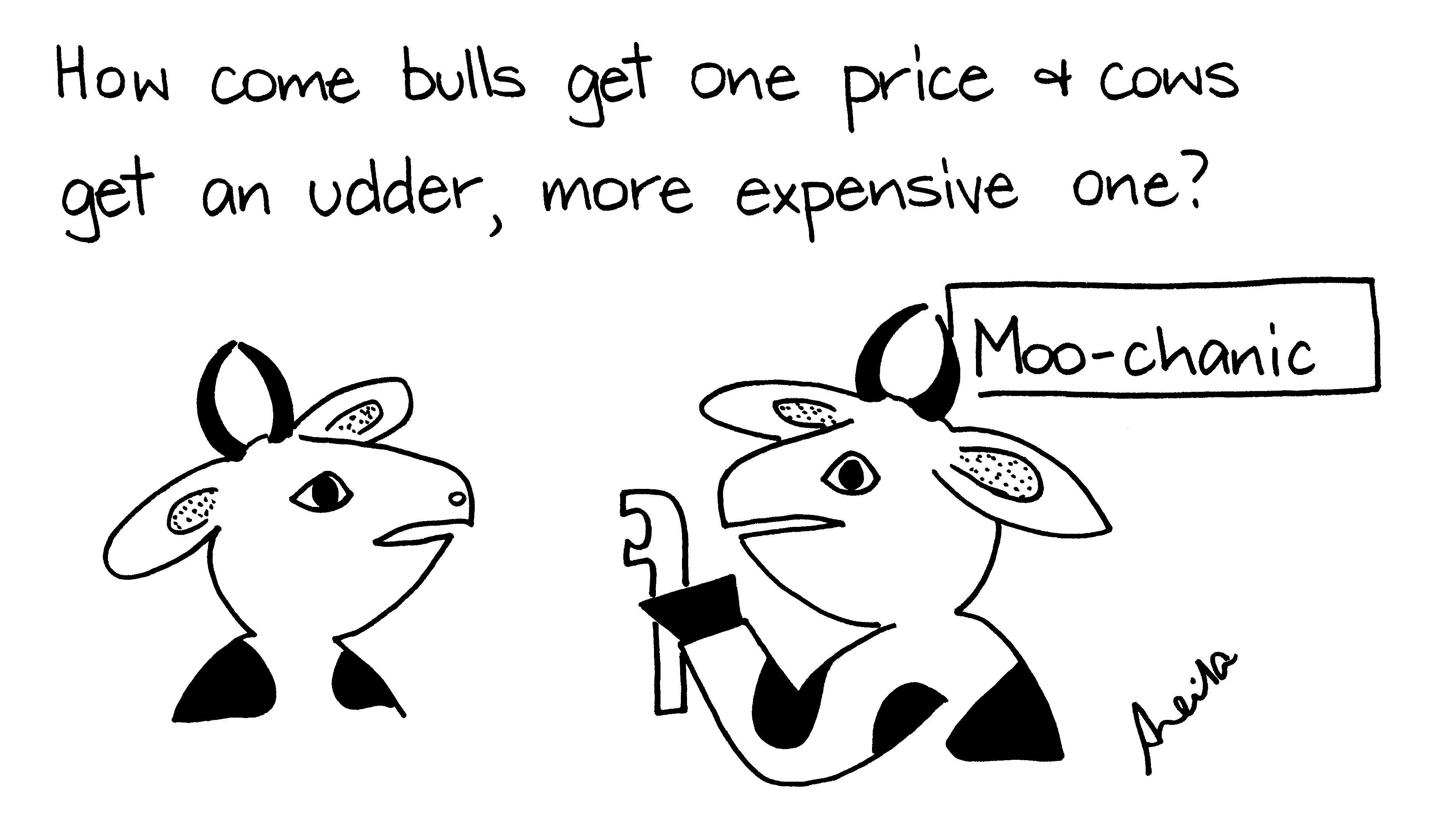 money pet hates or pet peeves cartoons cartoon cows