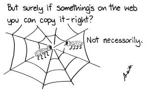 cartoon spiders